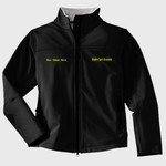 ASA Mens Softshell Jacket